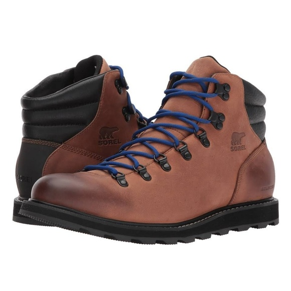 52a07734206 CLOSEOUT SALE!Sorel Madson Hiker Waterproof Boots NWT